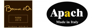 Apach - general sponsor of Bocuse d'Orr Russian qualifying round